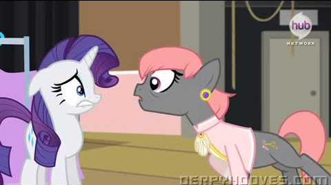 "My Little Pony Friendship is Magic -- ""Rarity Takes Manehattan"" Preview Via Entertainment Weekly"
