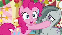 """Pinkie """"yaks would say they're the best"""" MLPBGE"""
