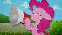 """Pinkie shouting """"so many things can happen!"""" BFHHS4"""