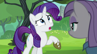 """Rarity """"look how filthy my hooves are!"""" S6E3"""