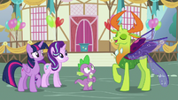"""Thorax """"not one to back out of an invitation"""" S7E15"""