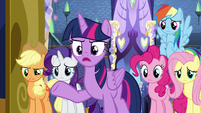 """Twilight """"things that actually happened"""" S7E14"""