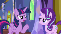 "Twilight Changeling ""he's been acting a little off"" S6E25"