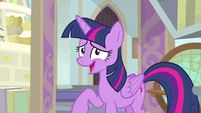 """Twilight Sparkle """"a little tiny something"""" MLPS4"""