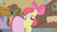 """Apple Bloom """"I have my cutie mark"""" S1E12"""