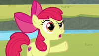 """Apple Bloom """"how exactly are we gonna visit"""" S8E6"""