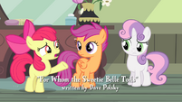 Apple Bloom -She's known about this for weeks!- S4E19