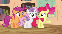 Apple Bloom -everything's working out just fine- S4E15