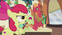 Apple Bloom -that's your boring sisterly lecture voice- S5E20