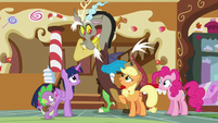 """Applejack """"don't you worry about Twilight"""" S5E22"""