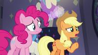 """Applejack """"sure that's even Fluttershy?"""" S8E4"""