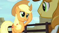 Applejack -doin' my best to fill your horseshoes- S5E6