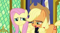 Applejack starting to get depressed S9E26