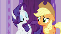 Rarity --start our short time at the spa-- S6E10