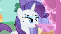Rarity I knew you'd be perfect S1E20