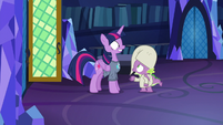 """Spike """"what are you doing?"""" S9E16"""