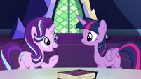 """Starlight """"after Twilight remembered the journal"""" S7E14"""