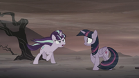 Starlight --You don't know anything about me!-- S5E26