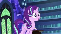 """Starlight Glimmer confident """"it is on!"""" S6E21"""