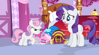 Sweetie -Not even close- S4E19