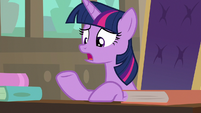 """Twilight """"mean to her animal friends"""" S8E4"""