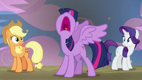 """Twilight Sparkle """"I can't take it anymore!"""" S8E7"""