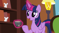 "Twilight Sparkle ""what are you gonna do now?"" S7E5"