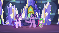 Twilight stops herself from going with Starlight S7E10