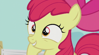 "Apple Bloom ""Pip won!"" S5E18"