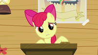 Apple Bloom puzzled S5E4