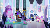 """Cadance """"you won't get away with this!"""" S9E1"""