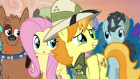 """Daring Do collector """"the sweetest thing I've ever heard"""" S4E22"""