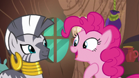 """Pinkie Pie """"that's just what I have to do!"""" S7E19"""