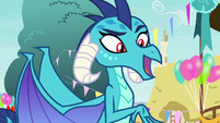"""Princess Ember """"part of friendship is"""" S7E15"""