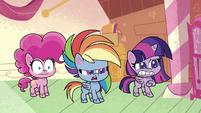 """Rainbow Dash """"never seen anything worse"""" PLS1E2a"""