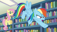 """Rainbow Dash """"take your word for it!"""" S9E21"""