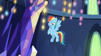 """Rainbow Dash """"that's just what you'll get"""" S6E15"""