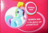 Rainbow Dash G3.5 toy image