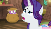"""Rarity """"that incredibly pungent odor"""" S8E11"""