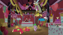 """Spike """"enough of the aloof master of chaos"""" S8E10"""