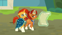 """Stellar Flare """"use your talents to solve the issue"""" S8E8"""