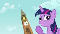 Twilight -it's already three o'clock- S4E12