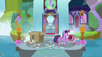 "Twilight Sparkle ""you don't understand"" S9E5"