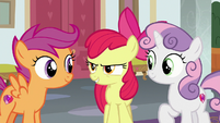 Apple Bloom has an idea S8E12