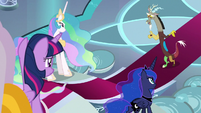 """Discord """"a well-intentioned lie"""" S9E24"""