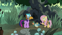 """Fluttershy """"there's no time to waste!"""" S7E20"""