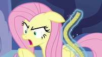"""Fluttershy frustrated """"one more time!"""" S7E14"""