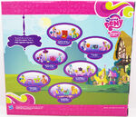 MLP Friendship Celebration Collection back of packaging
