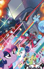 My Little Pony Transformers issue 4 cover A textless.jpg