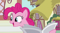 """Pinkie Pie """"that's great news!"""" S7E18"""